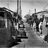 Mexico Bacoachi Side Street April 2008