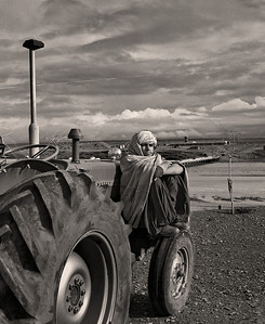 Rest with Flood Afghanistan 1972 16 x 20Black and White                                                                         Exhibit opens November 1, 2013, Central Bank - Lexington KY
