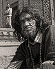 Holy Tough	<br /> Benares, India 1972		<br /> 16 x 20	Black and White                                                                                                                         <br /> <br /> Exhibit opens November 1, 2013, Central Bank - Lexington KY