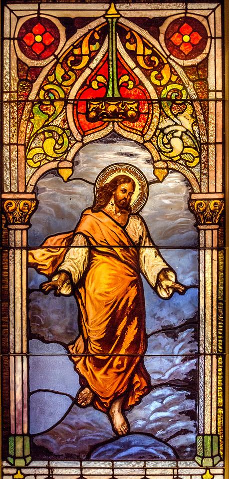 Jesus Walks on Water (1)