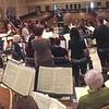Mozart Requiem Rehearsal - iPhone Panorama