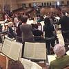 Mozart Requiem Rehearsal - iPhone Panorama
