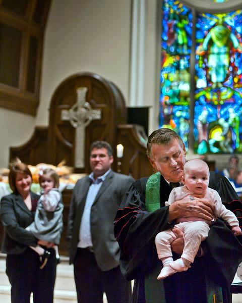 """Clara Dryden blessing Central Christian Church, Lexington Kentucky                            <a href=""""http://centralchristianlex.info/"""">http://centralchristianlex.info/</a>"""