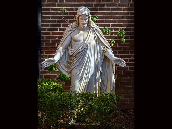 20190310-IMG_6289 Jesus Statue