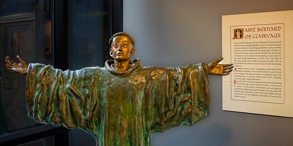 10 2 2019 -6658 Saint Bernard of Clairvaux z 24 12