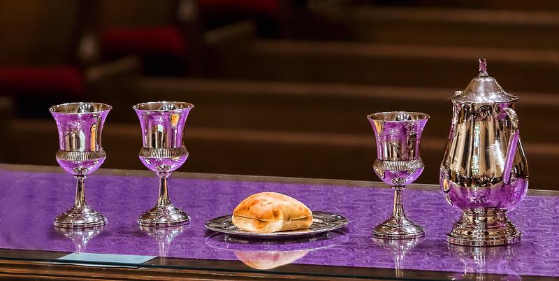 Eucharist Meal-5
