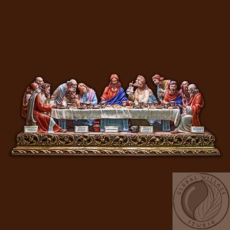 Last Supper 12 zz