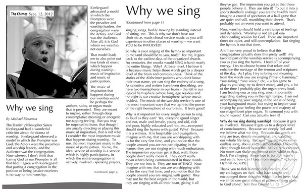 Why Sing MR Chimes 2012 b
