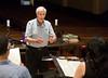 "Dr. George Zack with Michael Rintamaa rehearsing Mozart's Requiem, March 2012 - John Lynner Peterson Photography                    Central Christian Church, Lexington Kentucky                            <a href=""http://centralchristianlex.info/"">http://centralchristianlex.info/</a>"