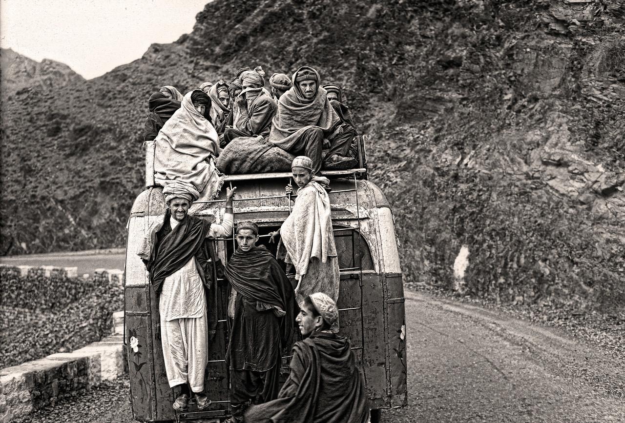 Kyhber Pass Bus Ic