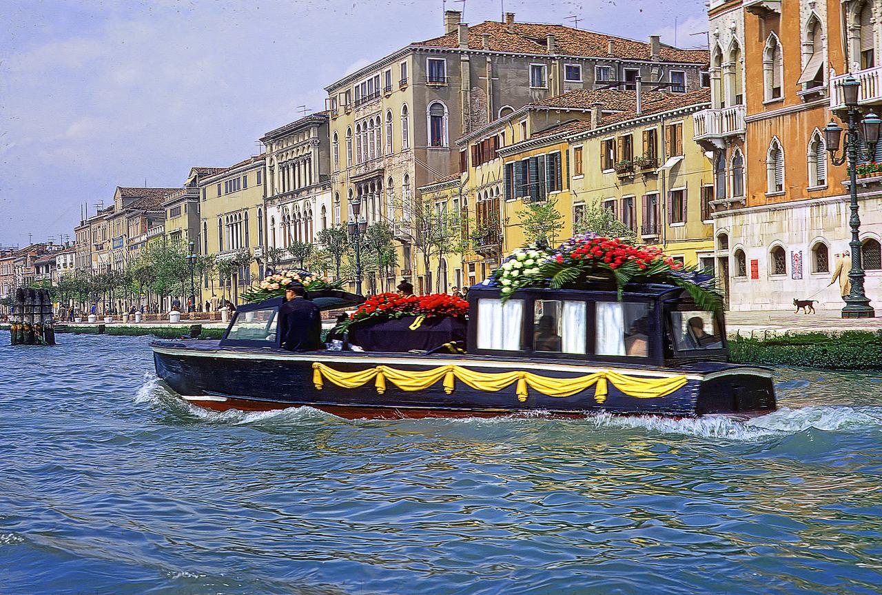 Venice Funeral