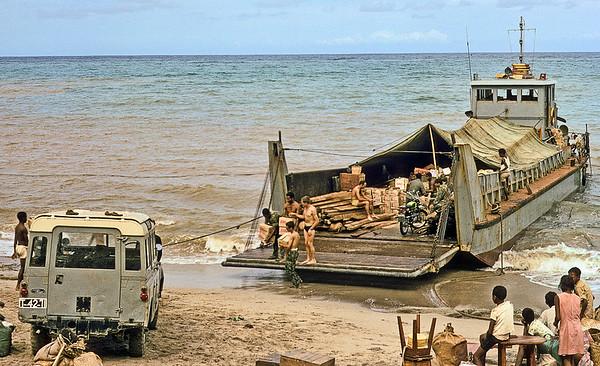 Timor LST Overnight