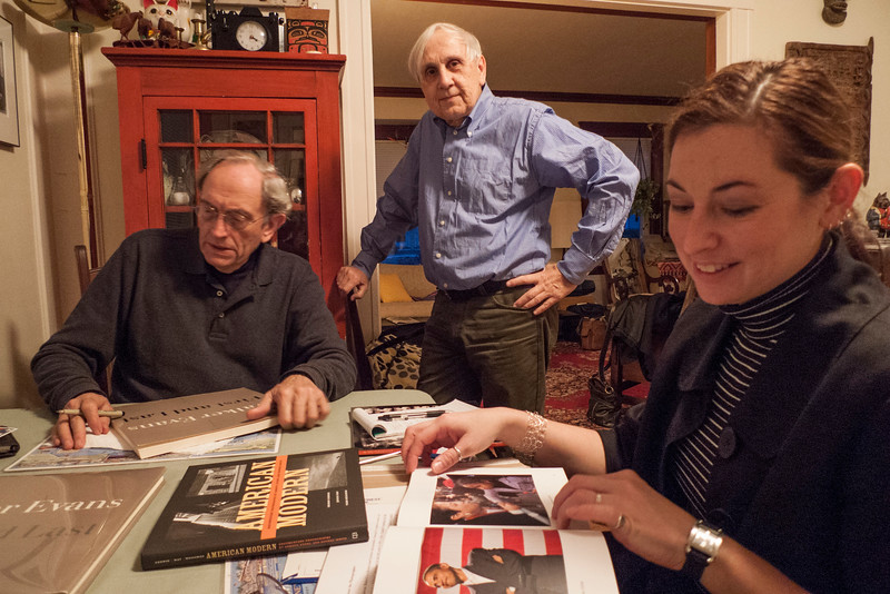 John Hill  and Photo Colleagues 2011