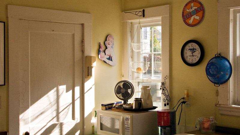 Sunlit Kitchen 2007