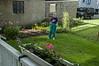 Carolyn Gardening 2006