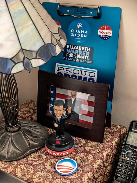 Obama Corner 2017