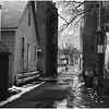 Cohoes NY Circa 1997-1999 Alley Hart St
