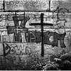 Cohoes NY Circa 1997-1999 Canal Graffiti Fenom
