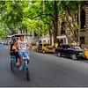 Cuba Havana Centro Havana Bici Taxi 1 March 2017