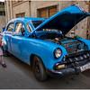 20 Cuba Havana Old Havana Street Scene 27 March 2017