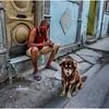 19 Cuba Havana Old Havana Street Scene 11 March 2017