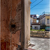 Cuba Havana Santos Suarez Abandoned Colonial Mansion 17 March 2017