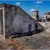 Cuba Havana Santos Suarez Abandoned Colonial Mansion 23 March 2017