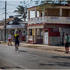 Cuba Playa Baracoa 21 Young Men in the Street March 2017