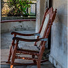 Cuba Playa Baracoa 27 Rocking Chair March 2017