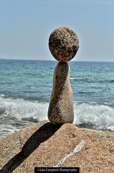 God-made, man-designed and balanced.