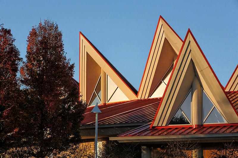 Tamarack Roof T