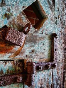 Turqoise Door Lock T