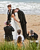 Beach Wedding, Hatteras, North Carolina Coast