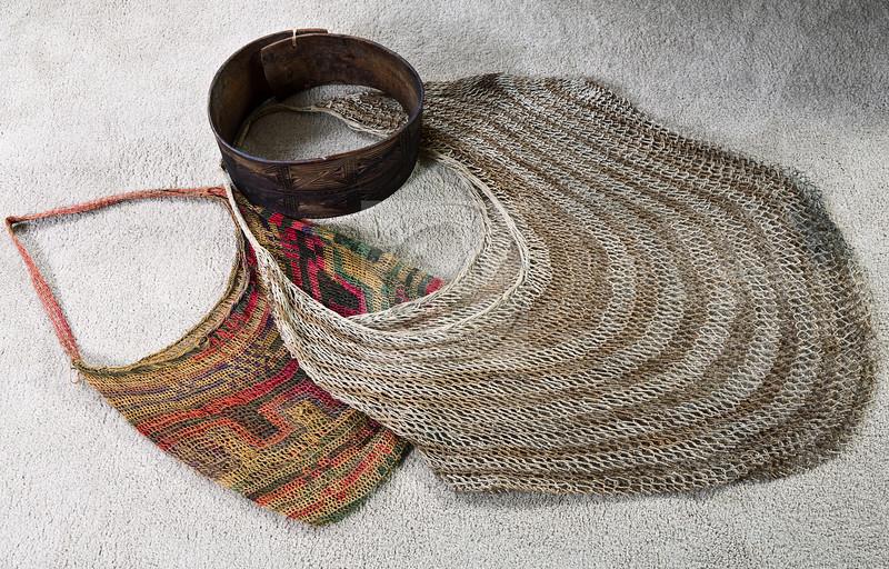 Bilums and Belt - Papua New Guinea