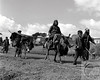 """Donkey Caravan (Turkey), 1972<br /> <br /> I used two cameras during much of this trip. I was distracted as I switched cameras and the woman with the stick, unbeknownst to me, chased after me but missed. http/index.html -- <a href=""""http://globalvillagestudio.com/"""">http://globalvillagestudio.com/</a> - Photographer for Raleigh, Durham, Cary and Chapel Hill"""