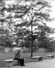 Benched (Chicago), 1972 ---Lexington Kentucky Photographer John Lynner Peterson