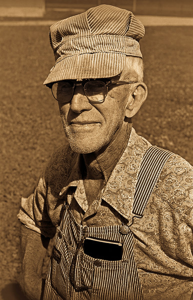 Jaunty Farmer