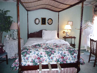 The Helmstead Bed and Breakfast - Homerville Georgia -  photo by Helmstead guest