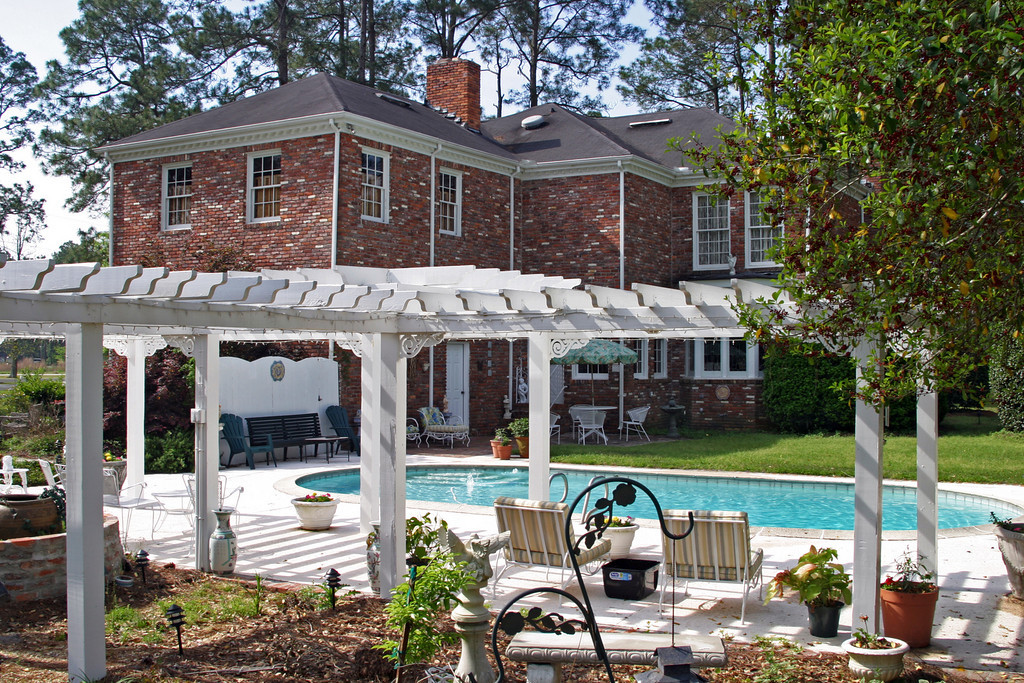 The Helmstead Bed and Breakfast - Homerville Georgia