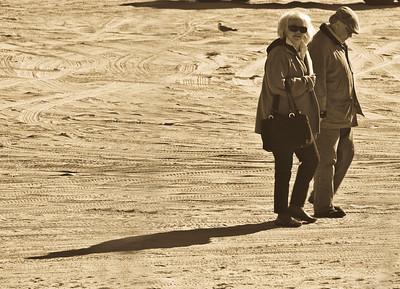 Linda Carruth Davis and James Davis, Homerville Georgia --- Global Village Studio photography