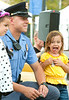 Raleigh North Carolina Police Officers - Lucy Daniels Bookmarked Event North Hills Mall