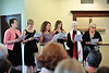 """Martha Dryden, Rhonda Johnston, Mary Henson,Lisa Johnston, Brenda Bartella Peterson, Rosemary Wimpling                                                              Lexington Kentucky Photographer John Lynner Peterson  Brenda Bartella Peterson            <a href=""""http://www.itascabooks.com/no-rehearsal.html"""">http://www.itascabooks.com/no-rehearsal.html</a>"""