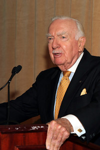 "Walter Cronkite - Once called ""the most trusted man in America"" --- http://globalvillagestudio.com/"