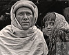 Khyber Father and Daughter<br /> Khyber Pass Pakistan 1972<br /> 10 X 8  Black and White                                                                      <br /> <br /> Exhibit opens April 20, Lyric Gallery Lexington KY