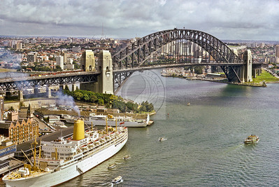 Australia - Sydney Harbor Bridge