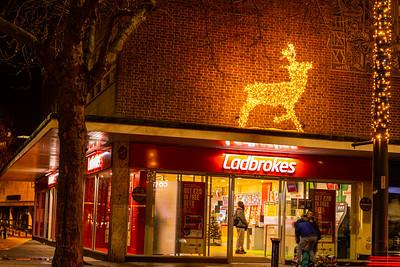St Albans Christmas Lights