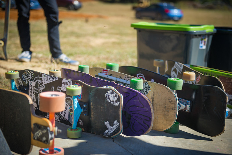 """HERNANDO, MISS. - Photos from 2016 documentary project featuring Edward Pidgeon and Hernando Skates at the Renansant Skate Park, locally know as """"Pidgeon Park"""". / Photos by Bryan Cox © 2016 All rights reserved."""