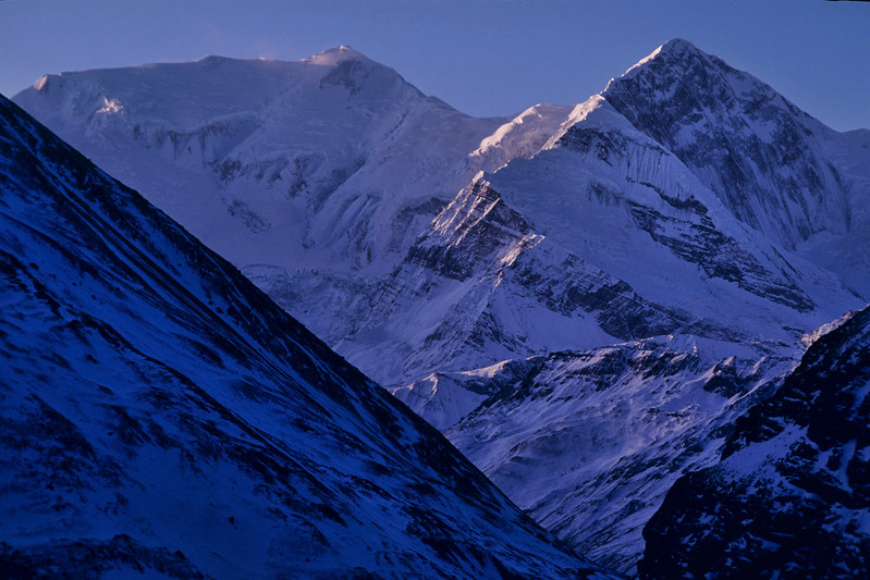 Blue mountains / Montanhas azuis
