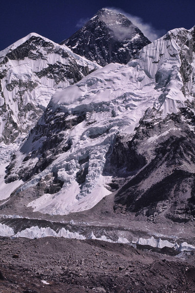 Mount Everest / Monte Evereste