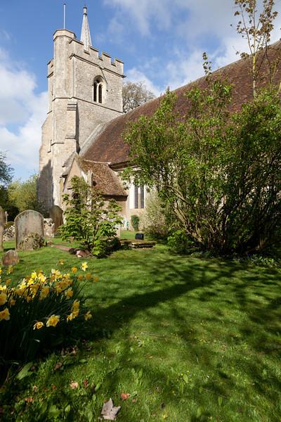 Parish Church of St Mary & St Thomas of Canterbury Knebworth